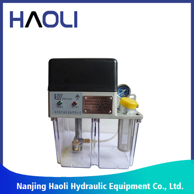 Automatic Conveyor Lubrication for Oil Pump