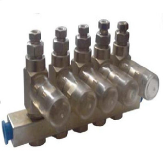 BL Series Adjustable Injectors