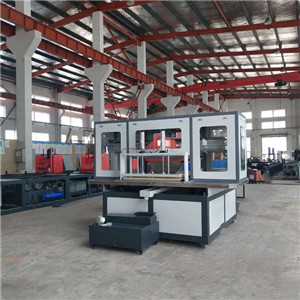 New cutting machine for polyurethane pultrusion