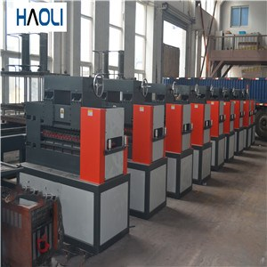 5T manual clamp caterpillar pultrusion machinery